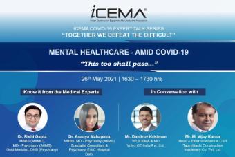 Mental Healthcare amid COIVD-19